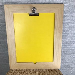 IKEA BYARUM Picture Frame With Clip